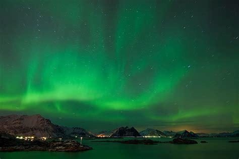 rising norway s northern lights intelligent