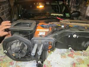Jeep Xj Heater Just Another Silly 1998 Jeep Xj Heater Evap