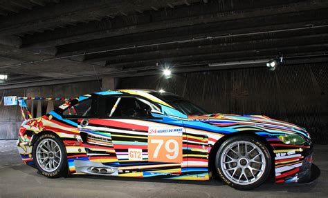 bmw m3 gt2 designed by jeff koons 2010 folkestonejack s