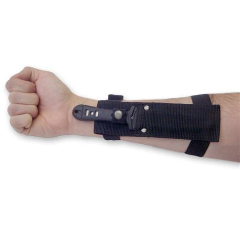 arm knife sheath stinger wristblade knife wristband dagger with