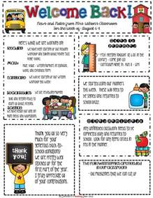 classroom newsletter templates seasonal classroom newsletter templates for busy teachers