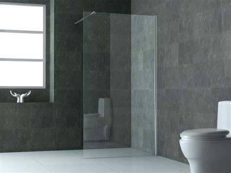 dusche trennwand 100 140 x 200 glas duschwand duschkabine duschabtrennung
