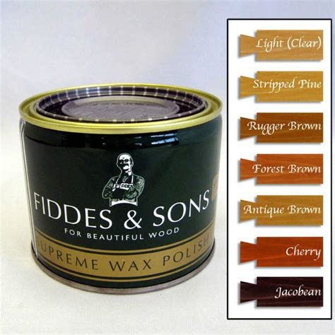 chalk paint wax clear fiddes and sons soft wax clear wax can use with
