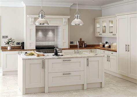 shaker style kitchen island rivington solid ash painted shaker style kitchen in impressions colours
