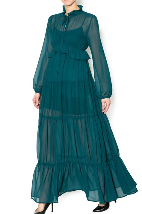 Nr Maxi Dress Gamis Longdress Baby re named ruffled tiered dress from new orleans by