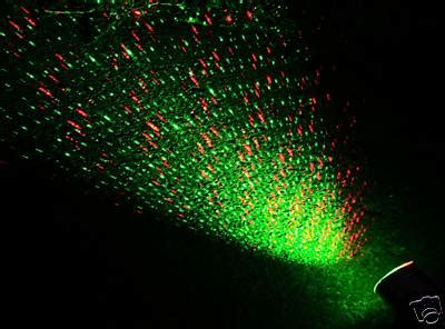 red green motion moving laser christmas party lights