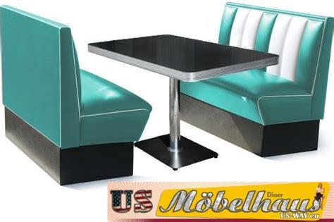esszimmer tische bench seating hw 240 240 t amerikanische m 246 bel dinerbank eckbank diner