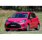 Review  2015 Toyota Yaris SX And Road Test