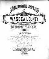 Waseca County Property Records Waseca County 1896 Minnesota Historical Atlas