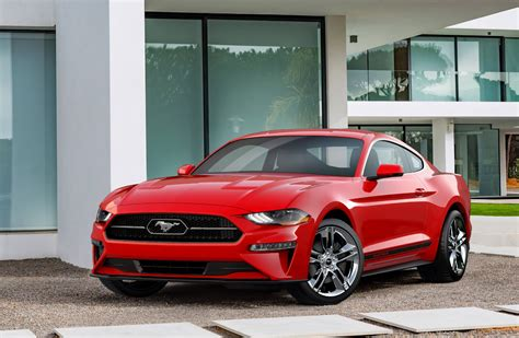 ford mustang retro 2018 ford mustang adds retro appearance package