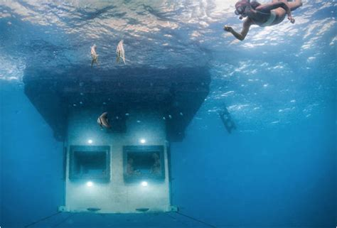 manta resort underwater room manta resort underwater room