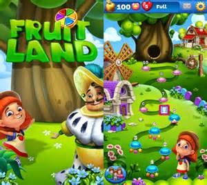 Fruit land juicy match3 adventure app by pacific enterprises asia