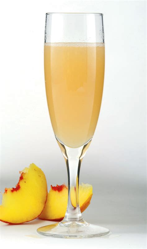 the bitter peach bellini recipe dishmaps