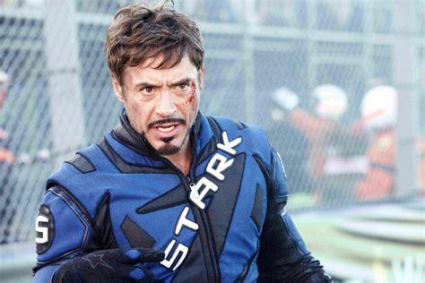 robert downey jr as tony stark month of superhero film reviews iron man 2 the
