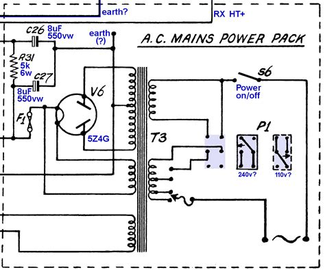 wireless power circuit diagram wireless set a radio circuits