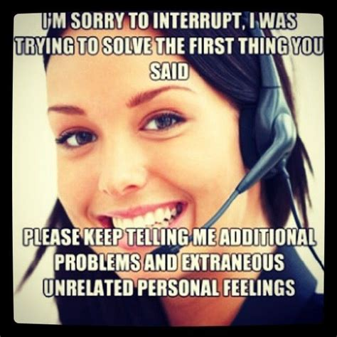 Funny Meme Center - omg yes call center humor pinterest