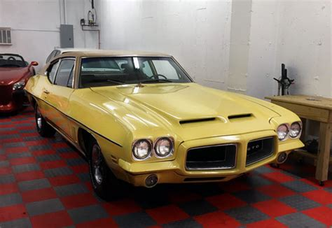how to learn about cars 1972 pontiac gto electronic toll collection 1972 pontiac gto 455 matching numbers 1 of 5 muscle car