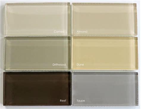 colored subway tile backsplash subway tile colors lush 3x6 driftwood amount in stock
