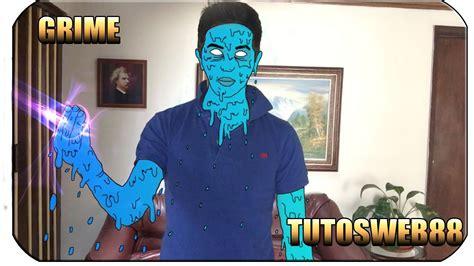 tutorial zombie grime efecto grime getter photoshop tutorial grime effect
