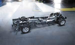 Ford Chassis 5 Cool Ways Ford Stripped Weight Out Of The 2015 F 150 S