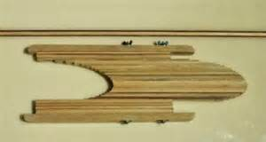 Rails Template by Bluegrass Board Building Surfboard Rail Profile Template