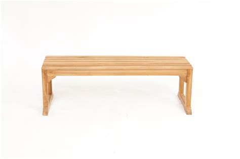 waiting bench small teak waiting bench humber imports uk humber imports