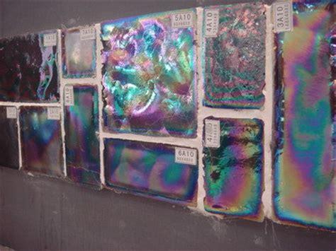 Handmade Glass Tile - china handmade iridescent glass tile a10 china glass
