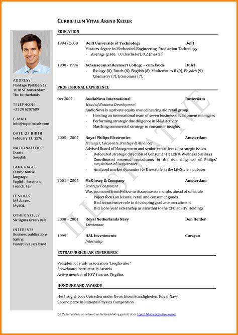 stunning design ideas current resume formats 12 great latest cv
