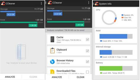 best optimizer app for android top 10 best cleaner and optimizer apps for android device tricks forums