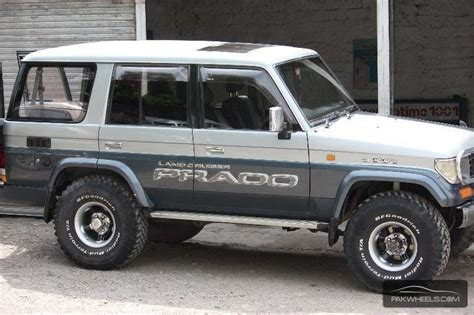1993 Toyota For Sale Used Toyota Land Cruiser 1993 Car For Sale In Islamabad