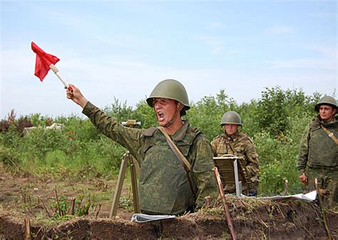 Mainaim Of Russia by 171 Vostok 2010 187 Strategic And Staff Exercise Ministry Of