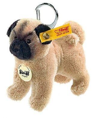 steiff pug steiff pug vintage toys i adore and basically want