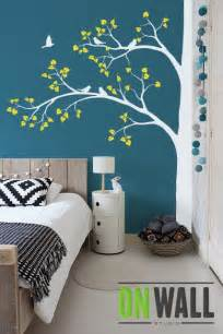 Living Room Wall Decal Tree Wall Decal Large Tree Wall Decal Living Room Wall