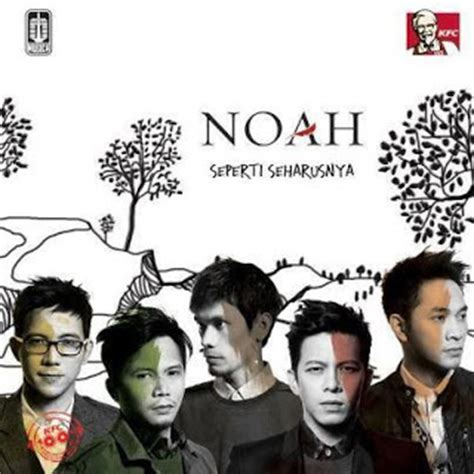 Topi Noah Band By Mr noah seperti seharusnya new album 2012 free