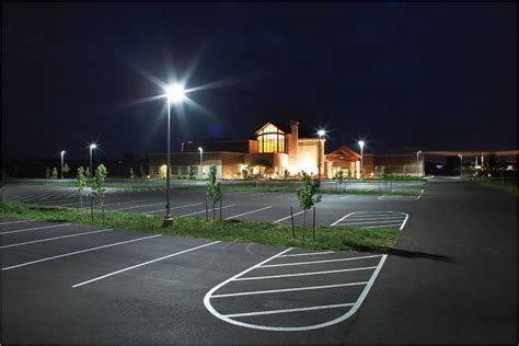 Lu Led 2015 invest in led parking lot lighting for its impressive
