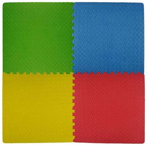 About Mat by Buy Ollington St Collection Puzzle Mat India