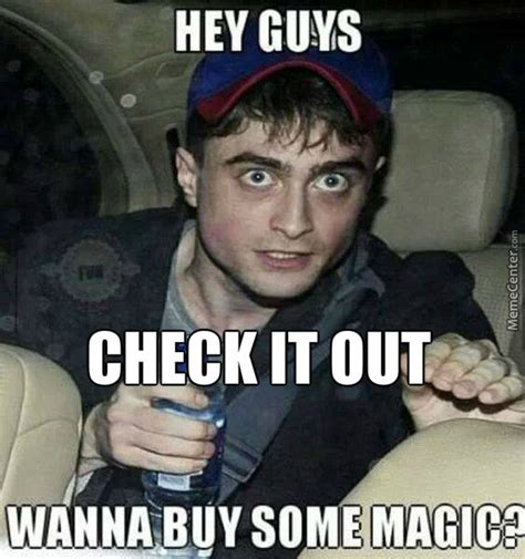 Magic Meme - magic by luffyisthebest meme center