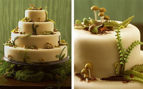 trends of 2009 nature inspired cakes edyta szyszlo product wedding photography