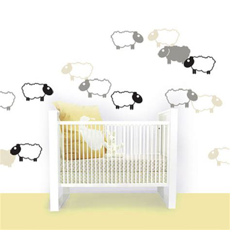 sheep wall stickers shaun the sheep wall stickers for nursery