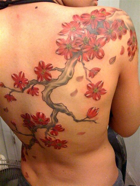 cherry blossom tattoos tattoo me now