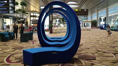 Mini 4 Di Singapura spot instagramable di terminal 4 bandara changi singapura