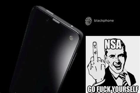 anti nsa blackphone: encrypted smartphone designed to