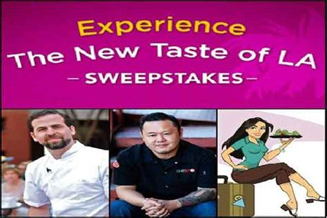 Win A Taste Of Netflix enter new taste of l a sweepstakes and win