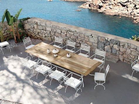 tavoli in ferro da giardino come scegliere le sedie da giardino una guida utile