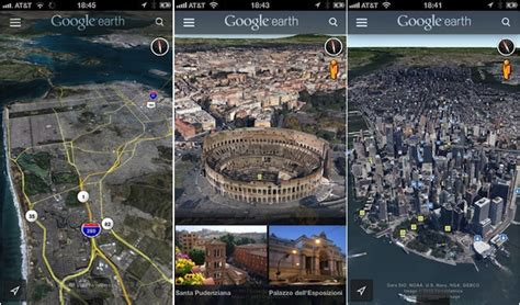 Maps View Search Address Earth For Ios Update Brings View Support