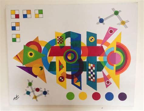 figuras geometricas kandinsky m 225 s de 25 ideas incre 237 bles sobre figuras geometricas