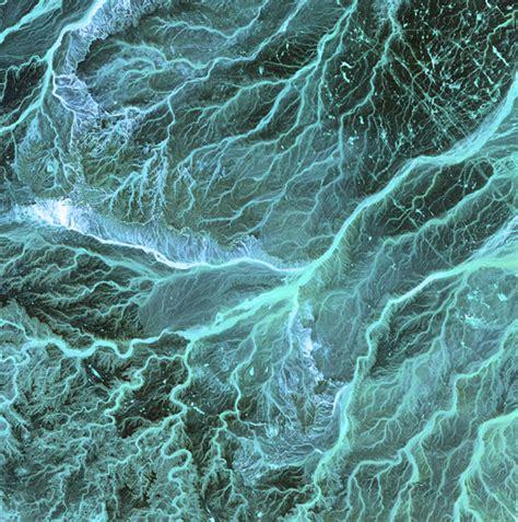 water patterns patterns of water runoff