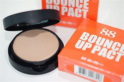 Bedak Ver 88 Bounce Up Pact Original bedak bounce up pact ver 88 original