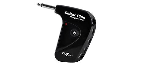 Nux Gp 1 Guitar Headphone nux gp 1 headphone for electric guitar reverb