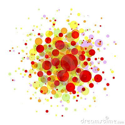 colorful round wallpaper abstract colorful round background stock image image